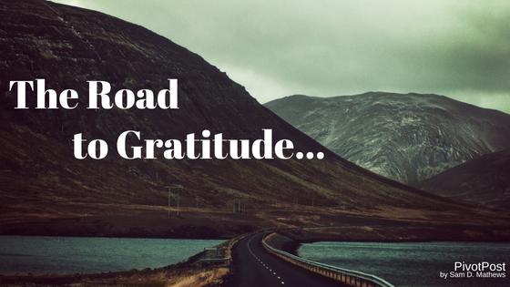 Road to Gratitude, PivotPost